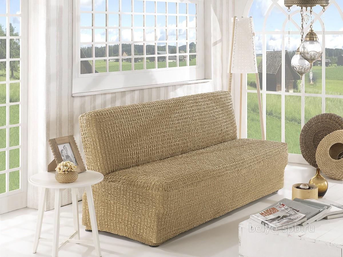 Чехлы на диван и кресла без подлокотников своими руками