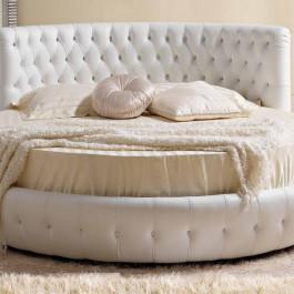 Постельное белье для круглых кроватей